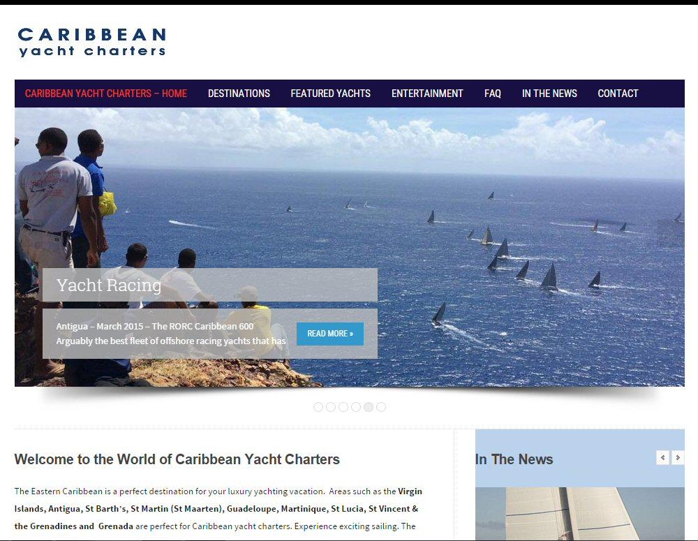 caribbean sail