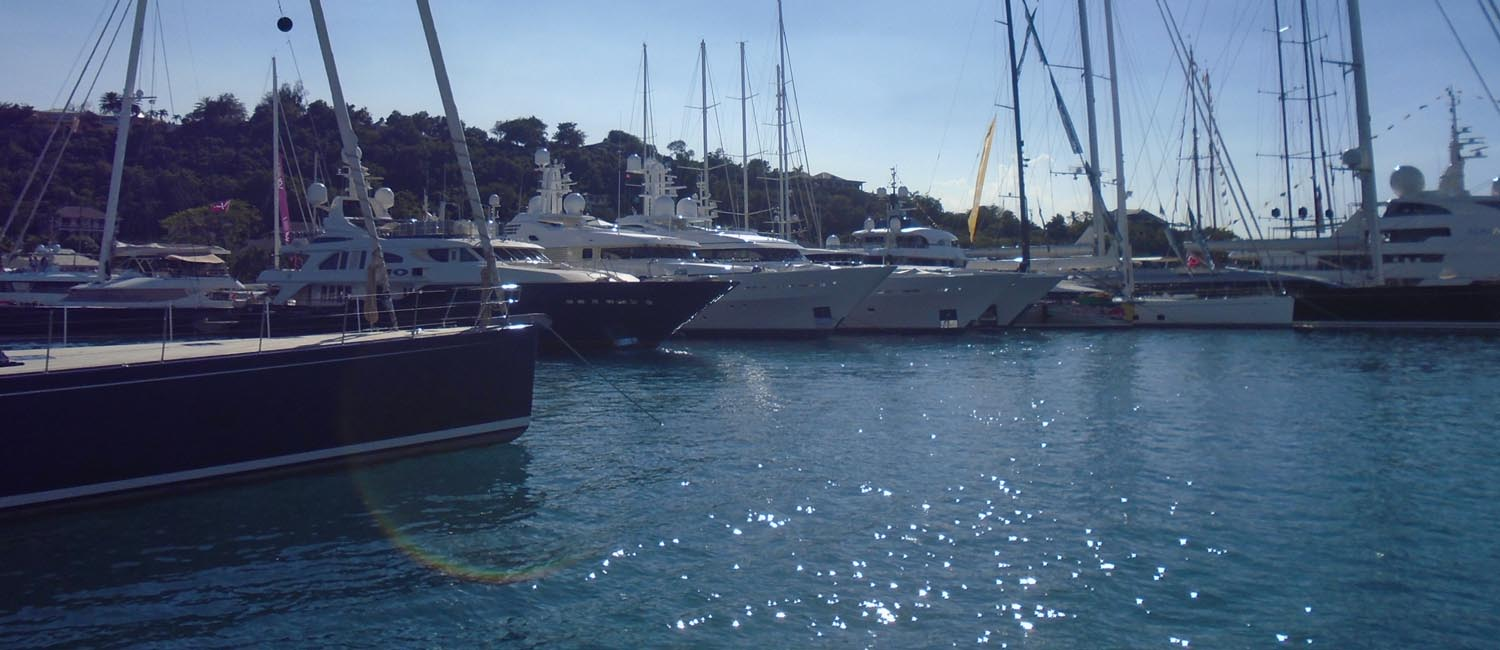 A wide Range of Yachts